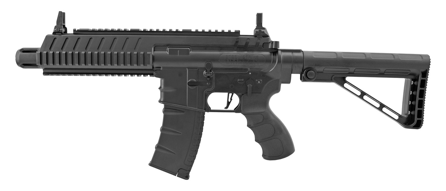 Umarex Steel Strike AR-15 Style .177 Cal. BB CO2 Assault Rifle - Refurbished