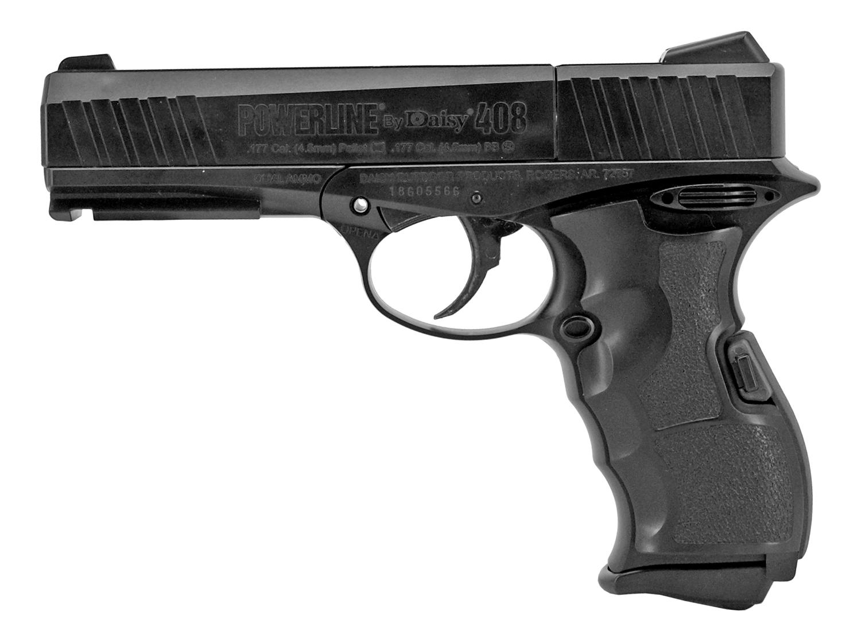 Daisy Powerline 408 .177 Cal. Dual Ammo Handgun Kit - Refurbished