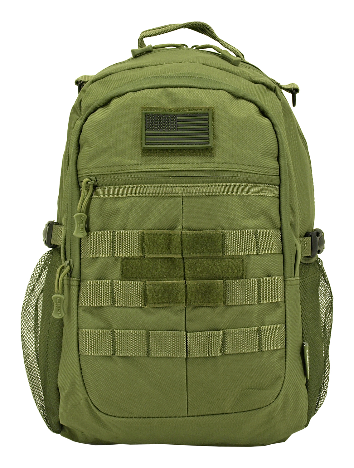 The Tactical Tradition Backpack - Olive Green
