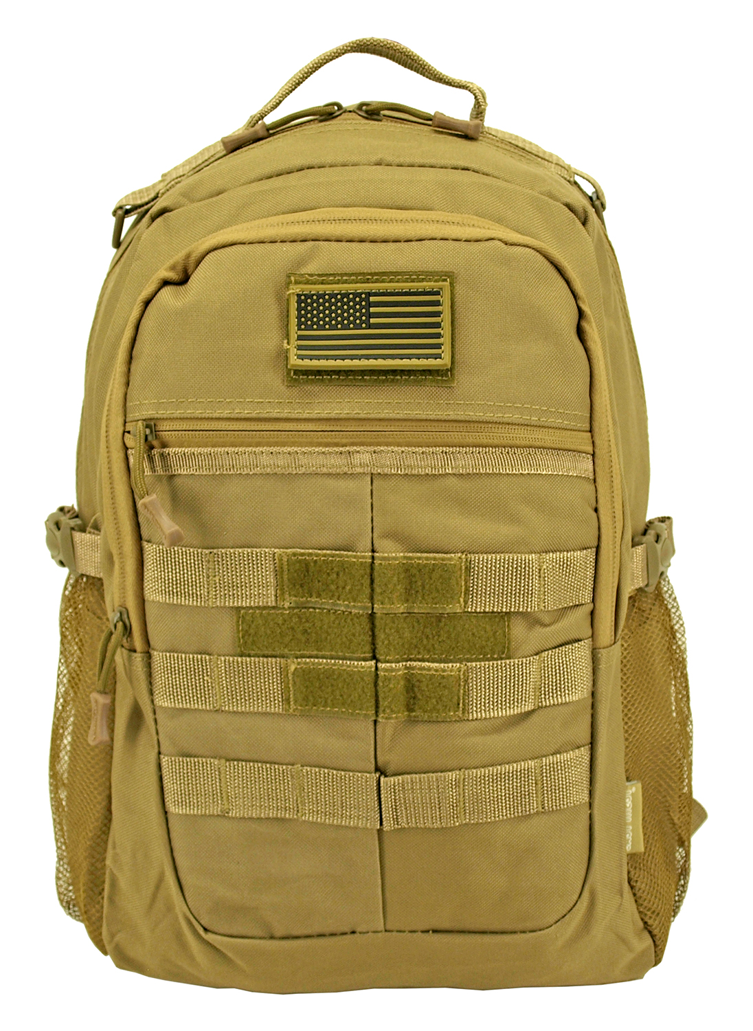 The Tactical Tradition Backpack - Desert Tan