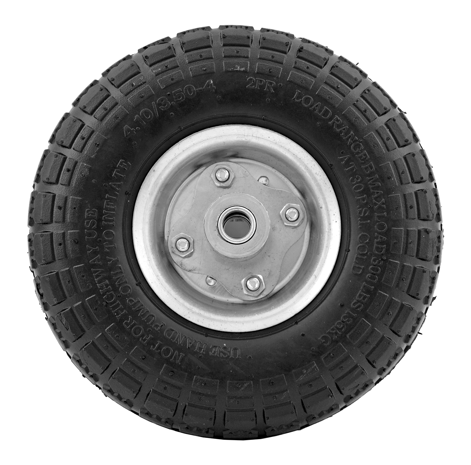 10 in Hand Truck Air Tire