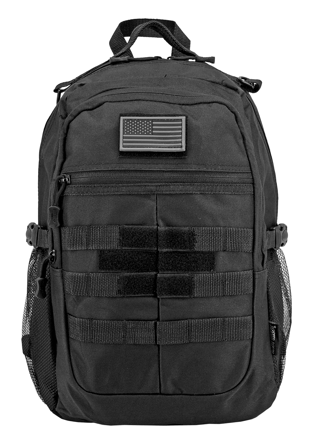 The Tactical Tradition Backpack - Black