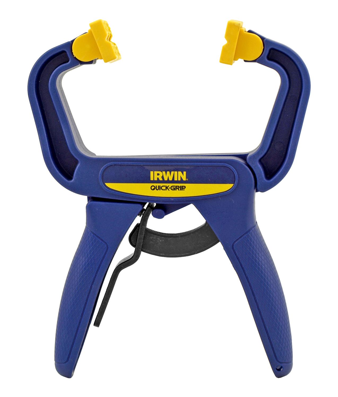 1-1/2 in Quick-Grip D Locking Handi-Clamp Grip Vise - Irwin