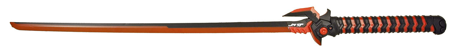 40.25 in Foam Anime Sword - Red and Black