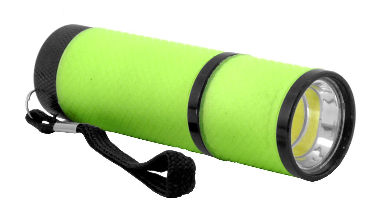Mini Tactical Sport COB LED Flashlight - Assorted Colors
