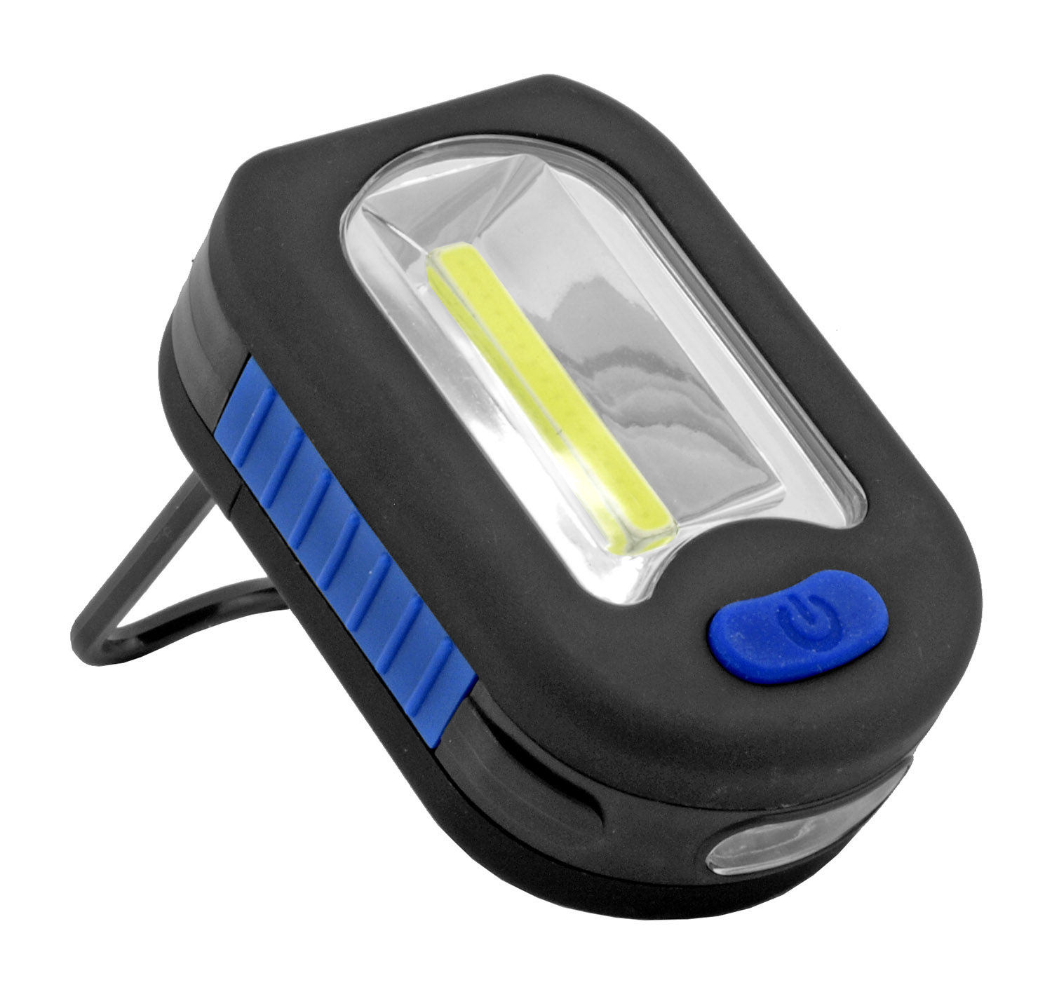 COB LED Hanging Work Light with Folding Stand - Diamond Visions