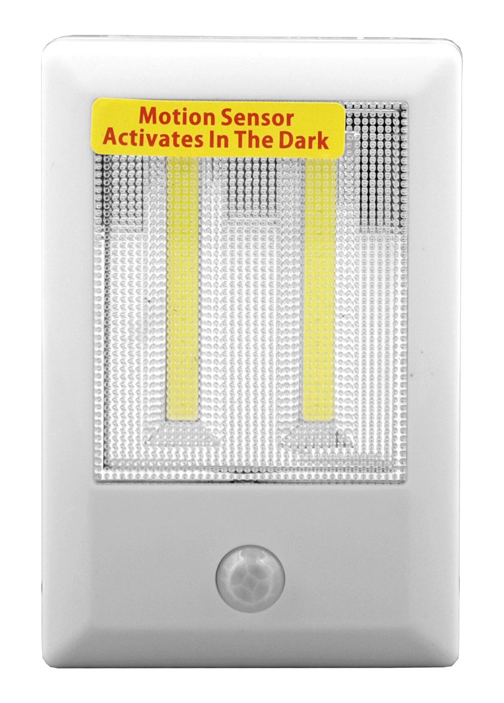 Motion Sensor Wall Light Switch Night Light - Diamond Visions