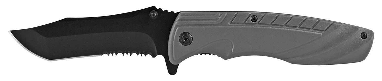 4.75 in Classic Folding Pocket Knife - Grey