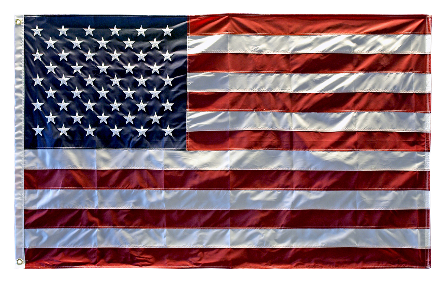 3' x 5' Embroidered United States Flag - American