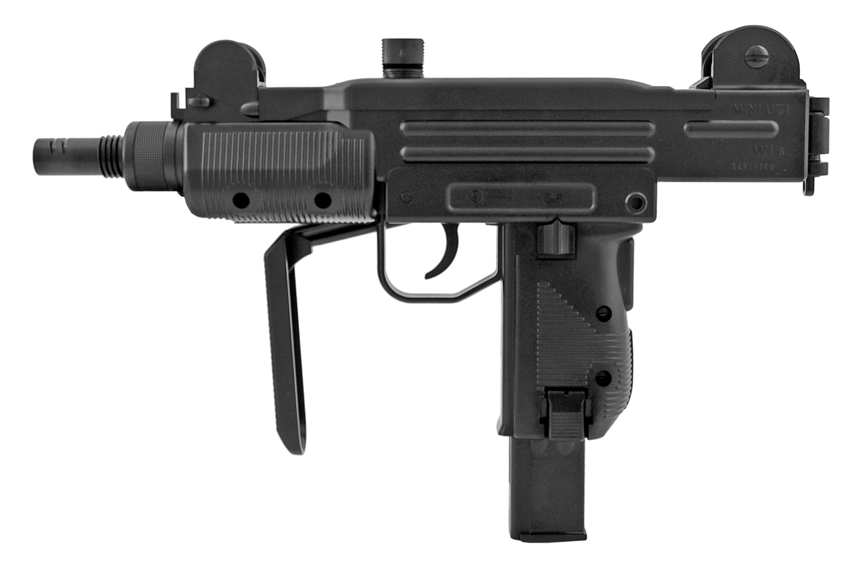 Umarex Mini UZI CO2 Blowback .177 Cal. Carbine Submachine BB Gun - Refurbished