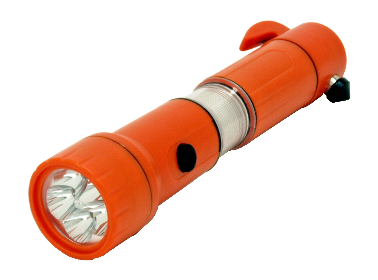 Geared Up 5-in-1 Emergency Tool Flashlight