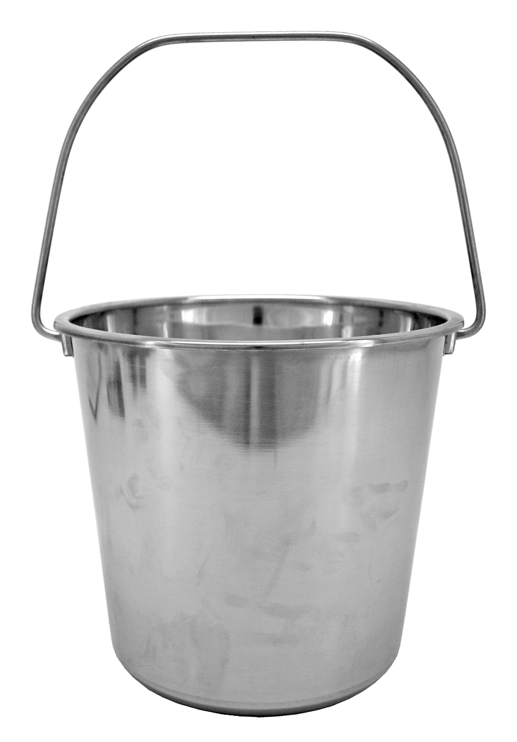 2 - Gallon Stainless Steel Bucket