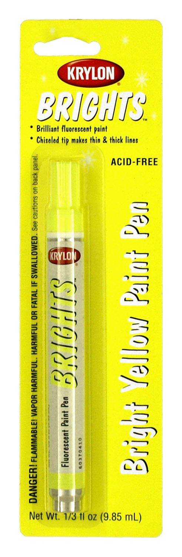 Krylon Brights Yellow Paint Pen
