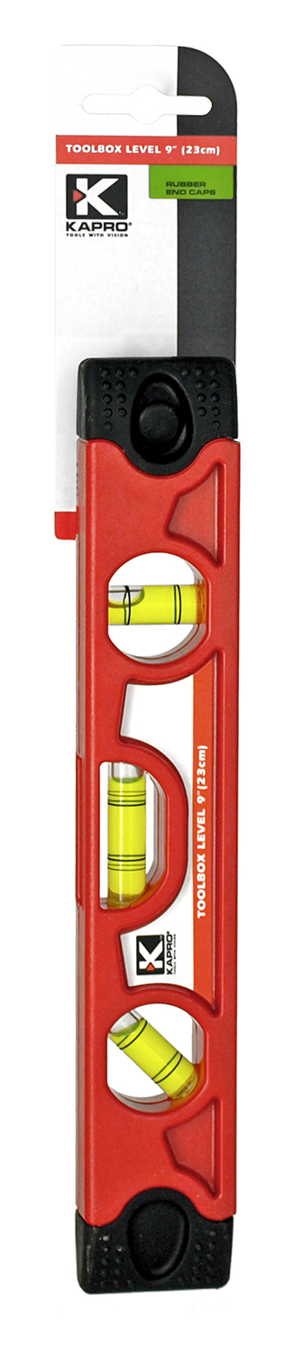 9 in Magnetic Toolbox Level - True Power