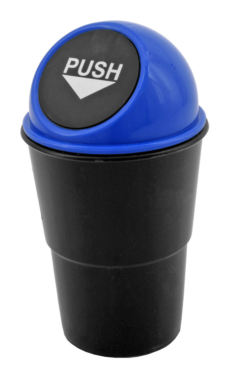 Vehicle Cup Holder Trash Can Bin - Assorted Colors