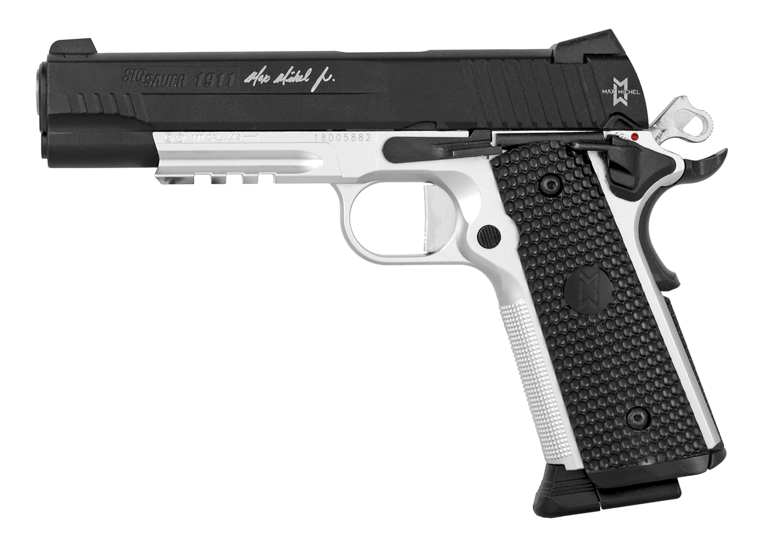 Sig Sauer 1911 Max Michel Jr. .177 Cal. Air Pistol - Refurbished