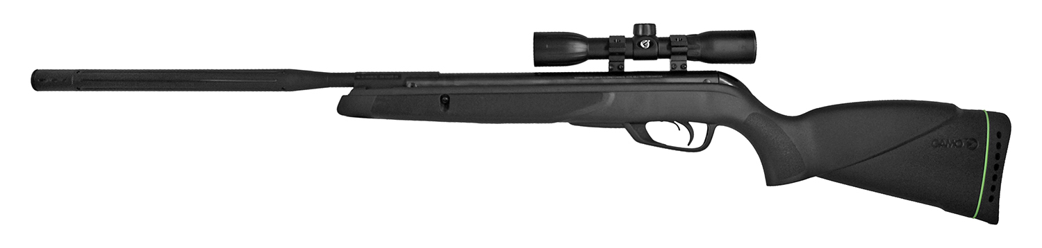 Gamo Wildcat Whisper .22 Cal. Air Rifle with Scope - Refurbished