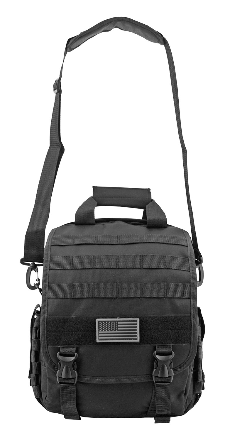 Tactical Traveler - Black