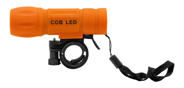 Ultra Bright COB LED Bike Light - Assorted Colors