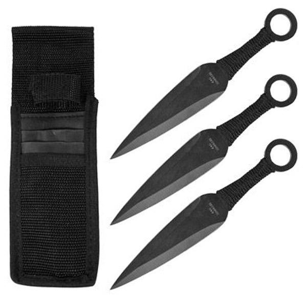 3-pc. Kunai Throwing Knives