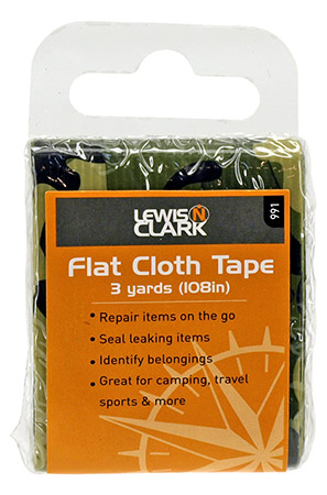 Flat Cloth Tape - Camo