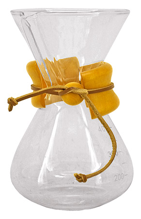 Glass Pour Over Coffee Pot