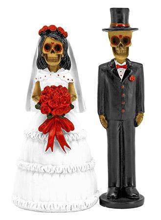 Dulce Amor Husband and Wife FIGURINEs
