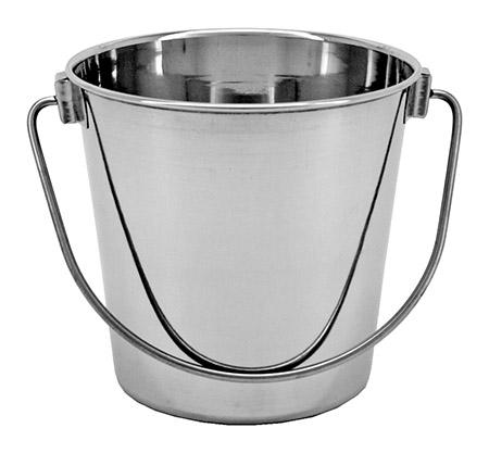 .5 Gallon Stainless Steel Bucket