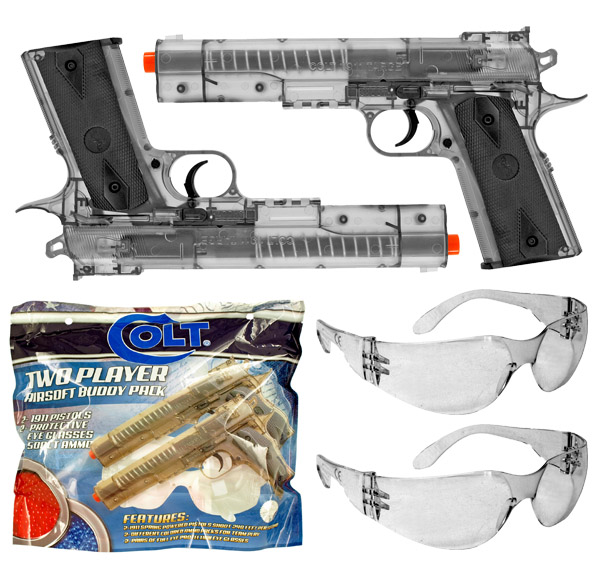 Colt Two Player Airsoft Buddy Pack