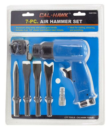 7-pc. Air Hammer Set