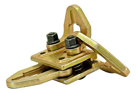 Cal-Hawk 5 Ton Multi-Way Frame Rack Clamp