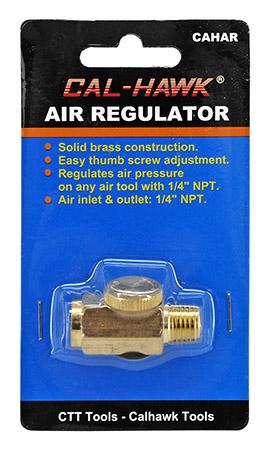 Solid Brass Air Regulator