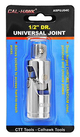 """1/2"""" Drive Universal Joint"""