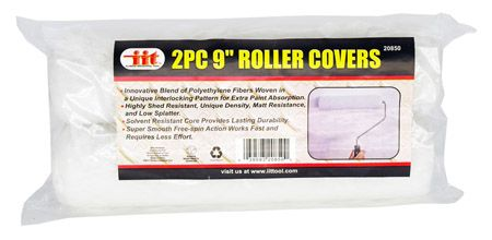 "2-pc. 9"" x 1-3/8"" Roller Covers"