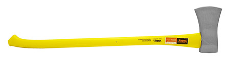 3.5 - lb. Single Bit Axe - Yellow