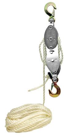 2 Ton Heavy Duty Rope Hoist