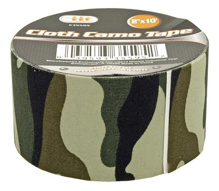 ''2'''' x 10' Cloth Camo Tape''