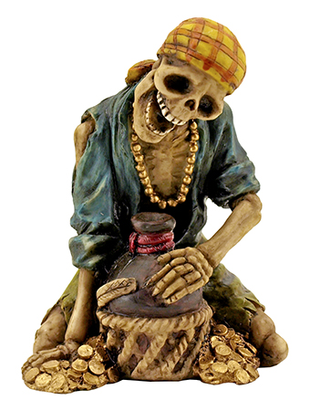 Pirate's Life Statue FIGURINE