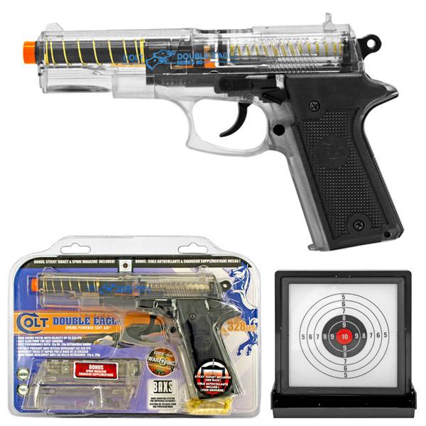 Colt Double Eagle Spring Powered Airsoft Handgun