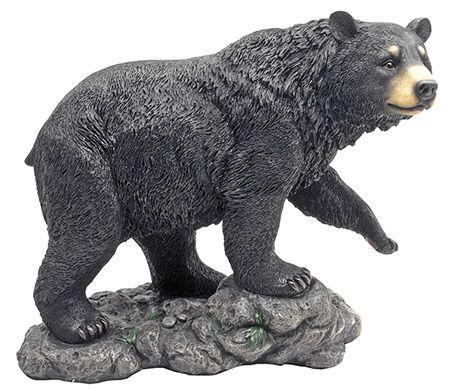 Strollin' Bear Statue