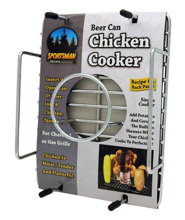 Beer Can Chicken Cooker