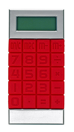 Pocket CALCULATOR - Assorted Colors