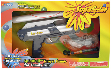 Supa Splat S8 PAINTBALL Blaster