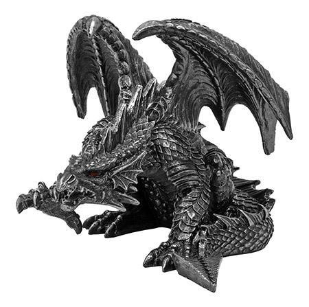 Invictus Crouching Dragon Figurine