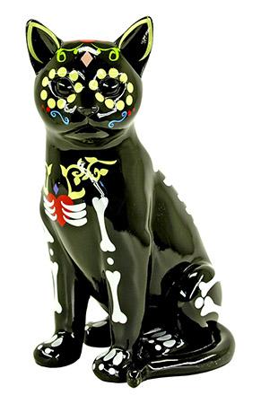 Black Sugar Kitty - Cat Statue