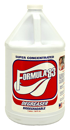1 Gallon Formula 83 Degreaser