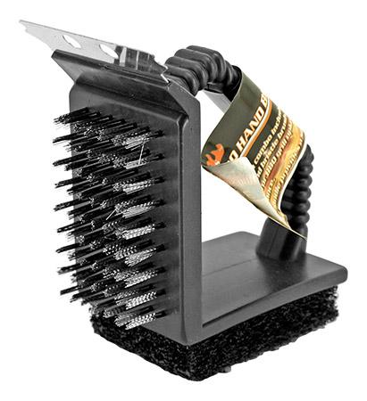 3-n-1 BBQ Hand Brush