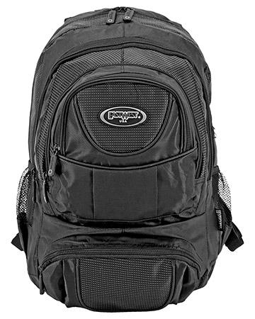 College Freshman Backpack - Black