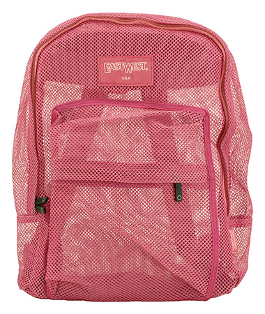BEACH BAG Backpack - Hot Pink