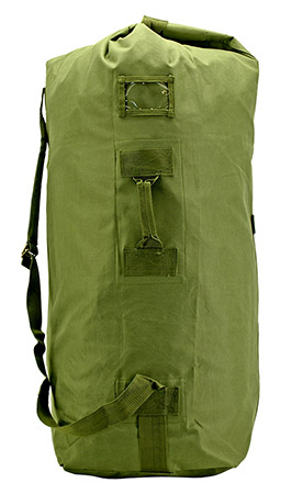 Military Duffle Large - Olive Green